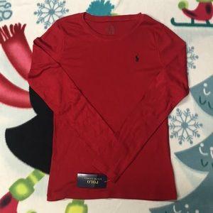 Girls Polo Ralph Lauren Shirt